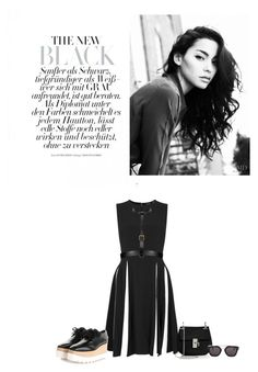 """Blackout"" by fikriafif ❤ liked on Polyvore"