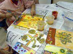L'art a Educació Infantil/Klimt