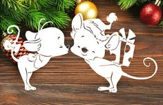 Christmas Labels, Christmas Crafts, Christmas Ornaments, Paper Art, Paper Crafts, Christmas Window Decorations, Origami And Kirigami, Christmas Stencils, Stencil Templates