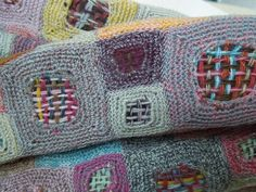 Scots scarf — Sophie Digard — The French Needle