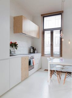 white kitchen | Casa Atelier blog