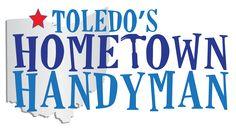 Logo Design for Toledo's Hometown Handyman.
