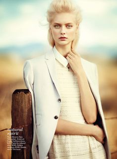 on the road: nastya kusakina by boo george for teen vogue march 2013 | visual optimism; fashion editorials, shows, campaigns & more!