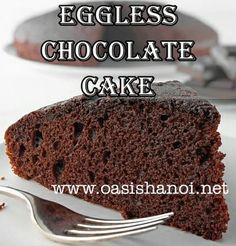 Photo Eggless Chocolate Cake, Grocery Store, Banana Bread, Desserts, Recipes, Food, Tailgate Desserts, Deserts, Rezepte