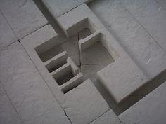 Vanessa Carneiro Kindt - Detail of Installation - Sculpture. Material: YTONG blocks