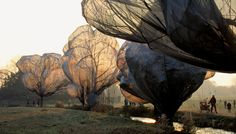 Christo and Jeanne-Claude   Home