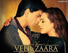 Veer-Zaara -Die Legende einer Liebe (Bollywood Movie )mit Shah Rukh Khan & Preity Zinta ♡♡