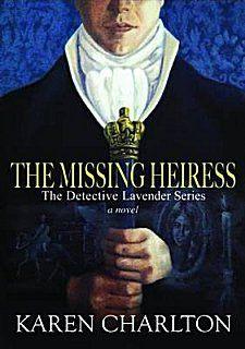The Missing Heiress by Karen Charlton ~ Kittling: Books