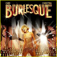Christina Aguilera Co-stars In Burlesque