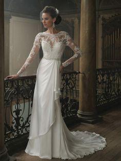 Lace wedding dress Lace fishtail wedding dress door shortpromdress, $158.00