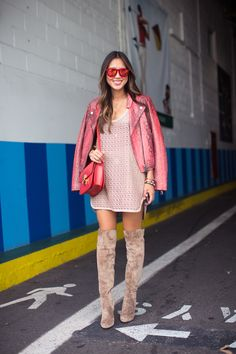 3d1413f6f62 New York Fashion Week S S 2014 Day Five (Song of Style)