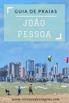 Tá com viagem marcada pra Paraíba? Veja então esse guia com todas as praias que é possível conhecer em João Pessoa e fazendo um bate e volta também.