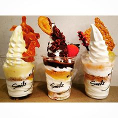 "@jasminewzj's photo: ""美食不可辜负 Smile Yogurt #addcolortodulllife"""