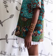 African Prints in Fa