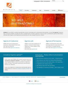 The website 'http://www.alfabetastudio.it' courtesy of @Pinstamatic (http://pinstamatic.com)