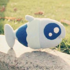 Fish Star Doll Plushie DIY Gift