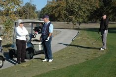 Golf Is For Everyone: Golf From A Senior Lady's Perspective Playing golf at ninety-one and still going. What a game!