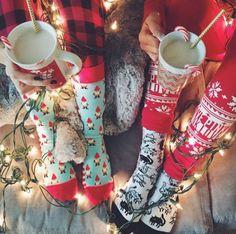 Need a pair of fun Christmas socks
