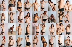Beautiful Bodies You Don't See in the Media (NSFW)