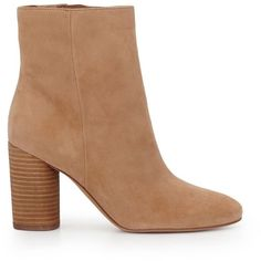 Corra Stacked Heel Bootie - Boots   SamEdelman.com and other apparel, accessories and trends. Browse and shop 5 related looks.