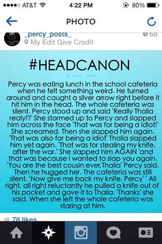 This is perfect. I really wanted to see what Thalia would do when they found Percy. If Annabeth Judo flipped him....I'd say Thalia would do a little more damage.