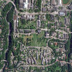 57 Best Layout of university campus images