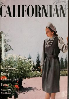 The Californian; August 1946 | archive.org
