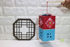 Cube, Candle Holders, Candles, Toys, Holiday Decor, Korean, Home Decor, Children, Activity Toys