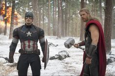 Count Down To Marvel's AVENGERS: AGE OF ULTRON! ⋆ Brite and Bubbly
