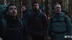 We've seen this set-up a million times: Friends go into the woods with a specific purpose (making a documentary, partying, skiing, spelunking, etc.), and end up encountering darkest evil instead. This trailer for The Ritual, however, suggests a forest-based menace that's a cut above what we're used to.