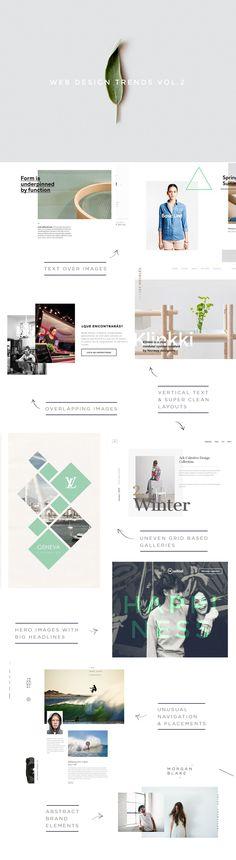 83 Oranges Design Co. | Web Design Trends Vol.2