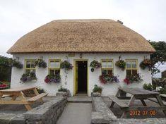 Teach Nan Phaidi, Inishmore - lunch day 3