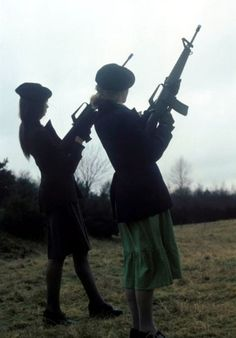 Irish Republican Army, Military Photos, Two Girls, Life Magazine, Northern Ireland, Great Britain, Google Images, Star Wars, Pictures