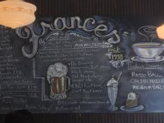 Frances' Deli: Can't believe I've been in Chicago this long and haven't been here!