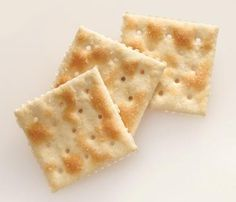 SuperMom Inc: Homemade Soda Crackers..Easier than you think!