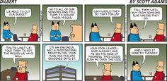 Dilbert Comic Strip on 2017-01-15 | Dilbert by Scott Adams