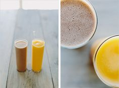 Smoothies: His and Hers by Sprouted Kitchen