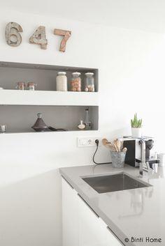 Binti Home Blog, #whitekitchen, #nis, Binti Home Photography