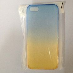 Fashion Gradient TPU Clear Transparent For Apple Iphone 6 case 4.7 inch Back Cover Skin Protective Phone Cases