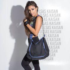 Bolsas esportivas com ótimos preços e descontos incríveis você encontra aqui na Kaisan Brasil. Seja #teamkaisan você também ⤵  Site ▶ www.kaisan.com.br  #kaisanbrasil #befitness #modafitness #bolsaesportiva #bolsafitness #usekaisan #voudekaisan #modafitness