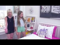 ▶ Leyla's Room Makeover Reveal - My Room Makeover - Teen Vogue