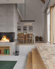 Home Designing — (via Stylish Modern Home)
