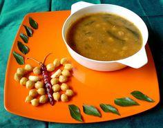 chickpea rasam in tamil