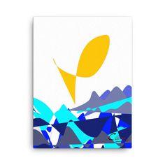 #fische #ocean #oceanlife #gelb #yellow #claruss #design #kunst #art #artwork #kunstbilder Grafik Design, Painters, Ocean, Italy, Yellow, Artwork, Cards, Collages, Pisces