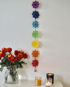 Ravelry: Chakra Flower pattern by Renata Saj