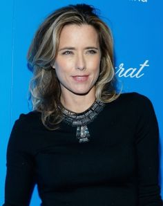 Tea Leoni attends UNICEF Snowflake Ball 2012 at Cipriani 42nd Street in New York