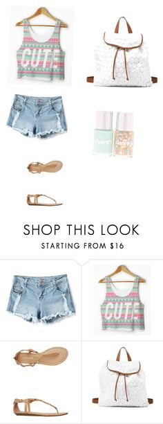"""Untitled #3"" by khay17 ❤ liked on Polyvore featuring Report and Charlotte Russe"