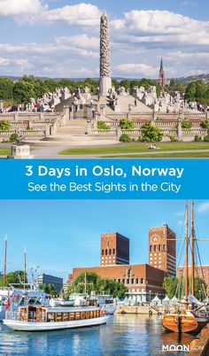 21st century Oslo is a cosmopolitan European capital with world-class architecture, art, and museums. Spend a weekend exploring the city or add this 3-day Oslo itinerary to a longer trip and you will not leave disappointed. #norway #oslo #itinerary