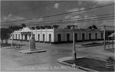 Edificio de gobierno.
