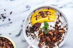 Coconut Banana Oats #Recipe